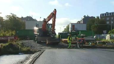 Le réaménagement du boulevard Reyers prend du retard