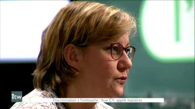 """Caroline Persoons : """"Le texte contre la discrimination à l'embauche devrait être voté à l'unanimité"""""""