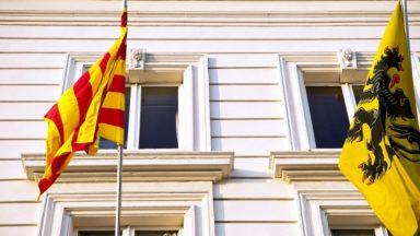 Des militants catalans vont manifester ce dimanche au Cinquantenaire