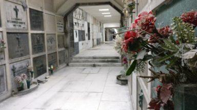 Une nouvelle galerie funéraire à Laeken : Bruxelles veut redonner de la grandeur à ses cimetières
