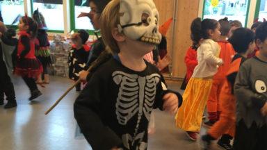 Ce vendredi, c'est Halloween dans les écoles