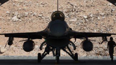 Les avions belges ont déjà largué 354 bombes contre Daesh cette année