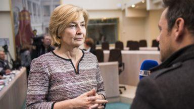 Pourquoi Françoise Schepmans ne sera pas officiellement tête de liste du MR ce soir