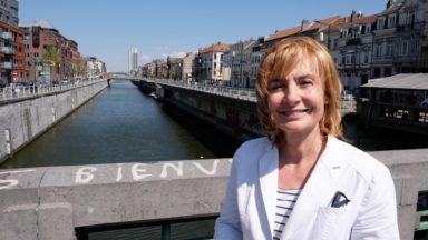 """Françoise Schepmans finaliste du prix de """"meilleure maire au monde"""""""