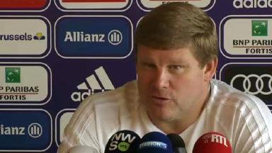 Hein Vanhaezebrouck : «Pouvoir jouer à Malines devant 17 000 spectateurs, c'est fantastique»