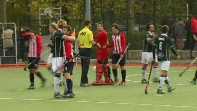 Hockey sur gazon : le Léopold Uccle arrête la série victorieuse du Watducks (2-2)