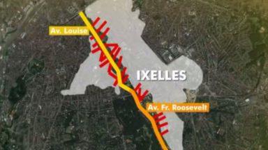 Le collège communal de Bruxelles rejoint celui d'Ixelles pour parler mobilité