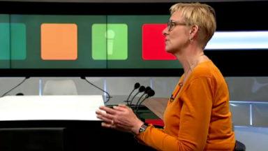 Karine Lalieux (PS) : «Bruxelles ne doit pas devenir Berlin ou Barcelone»