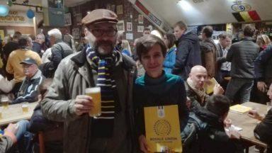 L'Union Saint-Gilloise célèbre ses 120 ans avec un livre sur l'histoire du club