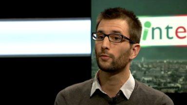 Michaël Verbauwhede, l'ex-député PTB, se prépare à ses nouvelles fonctions au sein du parti