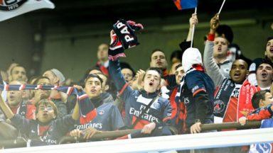 Ligue des champions: les supporters parisiens interdits de visiter le centre de Bruxelles