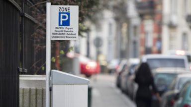 Berchem : toutes les rues de la commune seront mises en zone bleue en mai