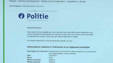 Phishing : les Belges invités à signaler les e-mails suspects à l'adresse suspect@safeonweb.be