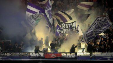 Le RSC Anderlecht écope d'une amende de 7.000 euros pour des fumigènes à Munich