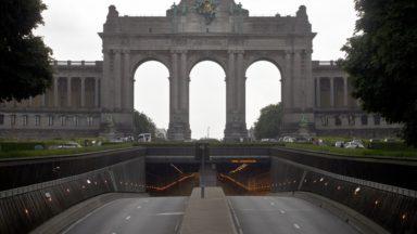 Les tunnels Cinquantenaire et Arts-Loi fermés pendant deux heures ce vendredi soir