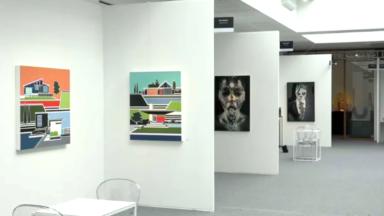 Cube Art Fair : un rendez-vous d'art entre la Belgique et les USA
