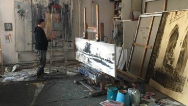 Saint-Josse : le futur en question des Ateliers Mommen, une cité d'artistes