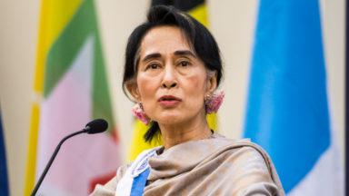 Woluwe-St-Lambert suspend le titre de citoyenne d'honneur d'Aung San Suu Kyi