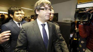La chambre du conseil déclare la procédure sur le mandat d'arrêt européen de Puigdemont sans objet