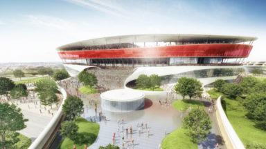 Stade national : l'enquête publique sur la nouvelle demande de permis est ouverte