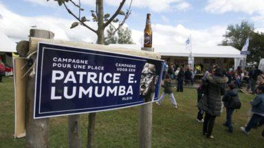 Bruxelles : une place Patrice Lumumba sera inaugurée le 30 juin à l'entrée du quartier Matonge