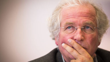 Viaduc Herrmann-Debroux : pour Didier Gosuin, «le problème de Bruxelles, c'est trop de voitures»