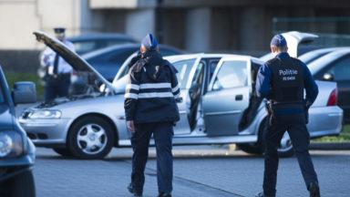 Un évadé de prison arrêté à Laeken