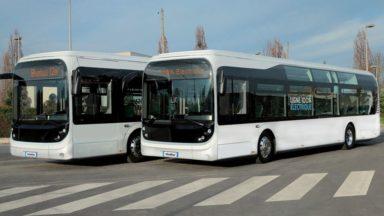 La STIB a choisi les bus électrique Bluebus du groupe Bolloré