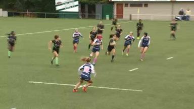 Rugby féminin : Boitsfort sans pitié pour le Kituro