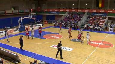 Basket : face à Limburg United, le Brussels signe sa première victoire
