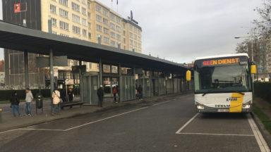 De Lijn a reçu 35.350 euros d'amendes relatives aux zones basses émissions de Bruxelles en 2019