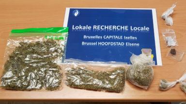 La police saisit d'importantes quantités de marijuana et d'amphétamines