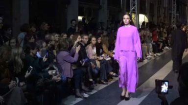 Des créateurs bruxellois présentent leur collection au «Brussels Fashion Days»