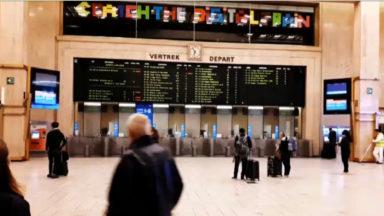 SNCB : la circulation ferroviaire fortement perturbée