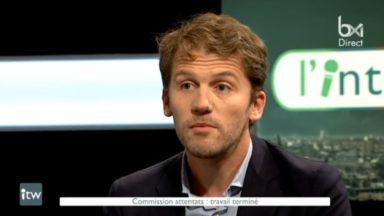 Gilles Vanden Burre sur le centre d'accueil des migrants: «L'argument budgétaire du fédéral n'est pas recevable»