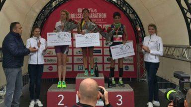 Debaets veut des prix égalitaires pour les hommes et les femmes du marathon de Bruxelles