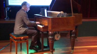 Ecoutez le son rarissime d'un instrument inventé par Da Vinci : le piano-viole