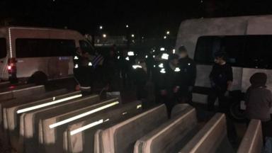 Nouvelles interpellations de migrants au Parc Maximilien, les bénévoles dénoncent un nouveau «bal de la honte»