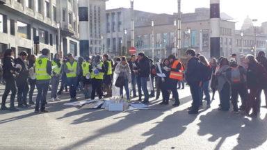 Près de 250 personnes se mobilisent pour dénoncer la précarité étudiante