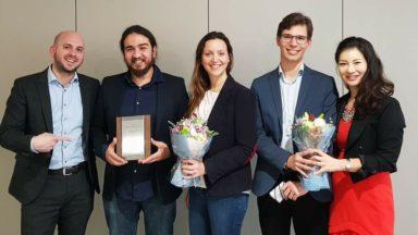MolenGeek obtient le prix Global Citizenship Award de Samsung Electronics à Séoul