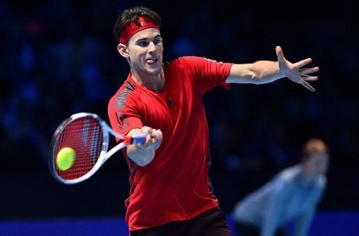 Dimitrov en demi-finales avec la manière — ATP Finals