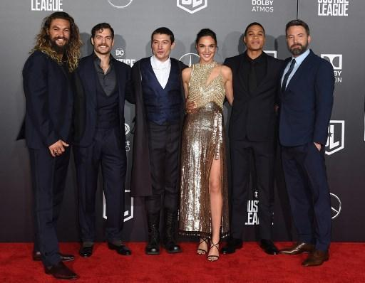 Justice League fait le pire démarrage du DCEU — Box-office US