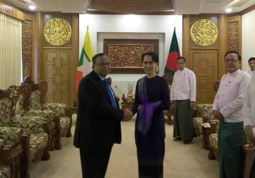 Retour des réfugiés rohingya « sous deux mois »