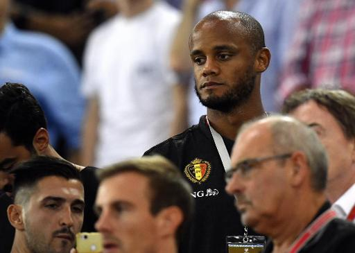 La revanche de Vincent Kompany — Man City