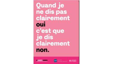 L'ULB lance une campagne contre le sexisme et le harcèlement sexuel