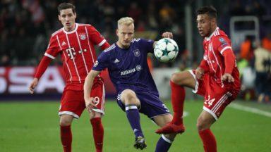 Ligue des Champions : Anderlecht marque enfin face au Bayern mais se loupe encore (1-2)