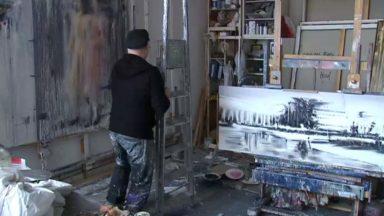 Les artistes ouvrent les Ateliers Mommen au public pour sauver leur salle d'exposition