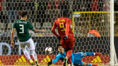 La Belgique accrochée par le Mexique (3-3), le Bruxellois Lukaku dans l'histoire des Diables