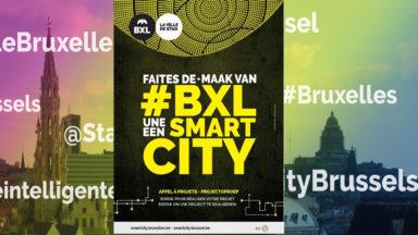 Bruxelles : il reste 3 jours pour l'appel à projets Smart City