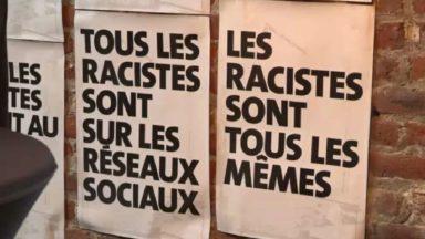 La Région bruxelloise lance une campagne contre le racisme avec Kody et Ehran Demirci